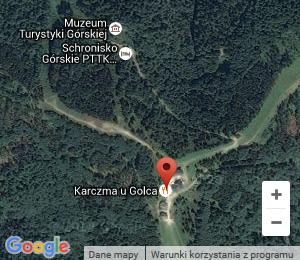 Mapa Jaworzyna Krynicka